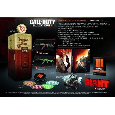 Call of Duty: Black Ops III Juggernog Edition [PS4]