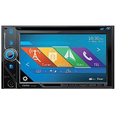 Clarion VX405 2-Din DVD Multimedia Touchscreen Receiver
