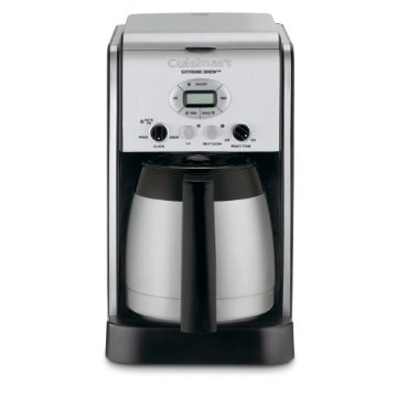 Cuisinart DCC-2750 Extreme Brew 10-Cup Thermal Programmable Coffeemaker (Silver)
