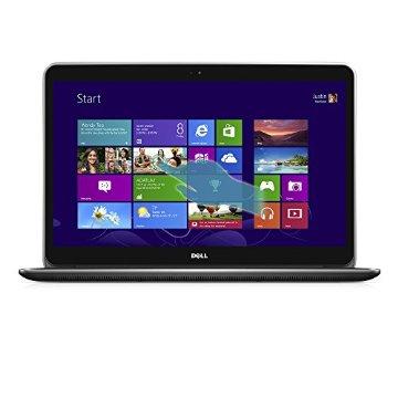 Dell XPS 15 UHD 15.6 Touchscreen Laptop (Intel Core i7 4712HQ, 16 GB RAM, 512 GB SSD, Silver, XPS15-8950SLV)