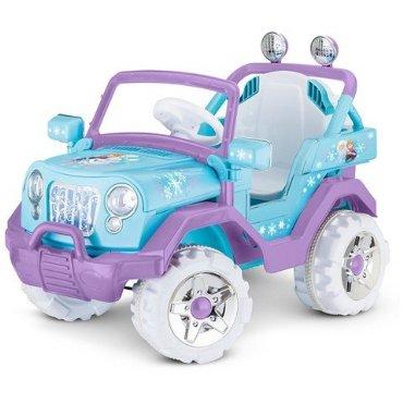 Disney Frozen 4 X 4 Battery Powered Ride On 6V