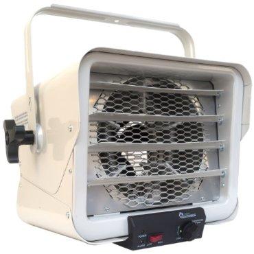 Dr. Heater DR966 240-volt Hardwired Shop Garage Commercial Heater (3000-watt/6000-watt)