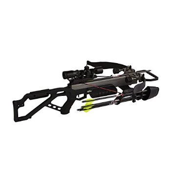Excalibur Micro 335 Nightmare Package Recurve Crossbow with Scope (270-Pound)