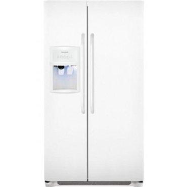 Frigidaire FFHS2622MW 26 Cu. Ft. Side-By-Side Refrigerator (White)