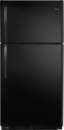 Frigidaire FFHT1514QB 28 Top-Freezer 15 cu. ft. Refrigerator (Black)