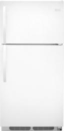 Frigidaire FFHT1514QW 28 Top-Freezer 15 cu. ft. Refrigerator (White)