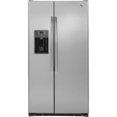 GE GZS22DSJSS 36 21.9 cu. ft. Counter-Depth Refrigerator (Stainless Steel)