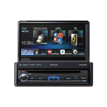 Kenwood KVT-7012BT 7 DVD Receiver