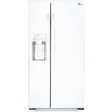 LG LSXS22423W 22.1 Cu. Ft. Side-By-Side Refrigerator (White)
