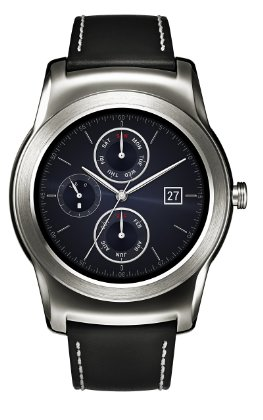 LG Watch Urbane Wearable Smart Watch (Silver)