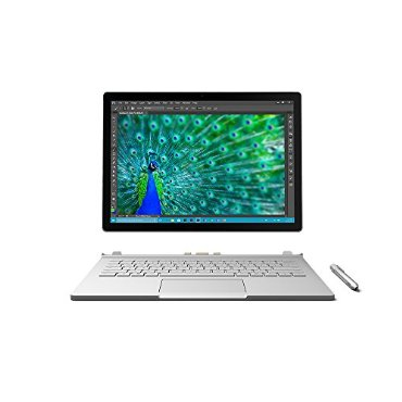 Microsoft Surface Book (512GB, Intel Core i7, 16GB RAM, dGPU NVIDIA GeForce graphics)