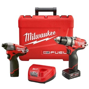 Milwaukee M12 Fuel 1/2 Drill/Driver (2597-22)