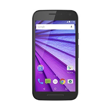 Motorola Moto G (3rd Generation)  8GB Global GSM Unlocked Phone (Black)