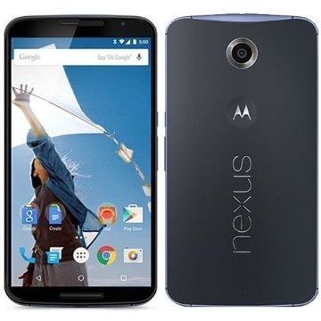 Motorola Nexus 6 Factory Unlocked Phone (Midnight Blue, 32GB, 3G/4G LTE, XT1103)