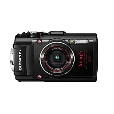 Olympus TG-4 16MP Waterproof Digital Camera with WiFi, GPS, 1080p Video