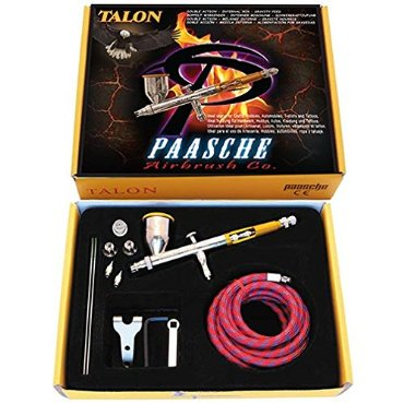 Paasche TG-3F Talon Double Action Gravity Feed Airbrush