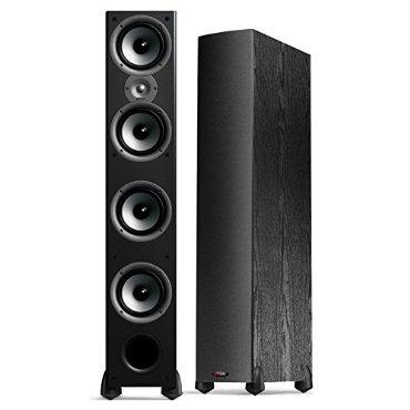 Polk Audio Monitor70 Series II Floorstanding Loudspeaker (Black) Each