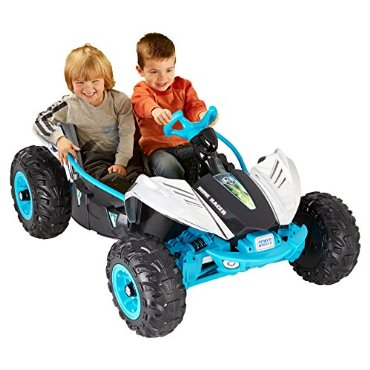 Power Wheels Dune Racer Chrome