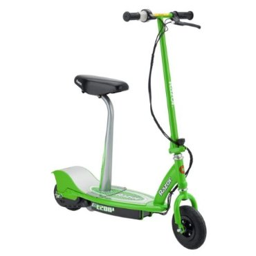 Razor E200S Green Seated Electric Scooter / 13112730