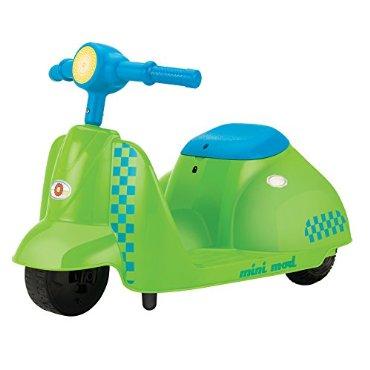 Razor Jr. Mini Mod Electric Scooter, Green