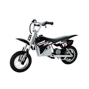 Razor MX400 Dirt Rocket Electric Motocross Bike (Black)