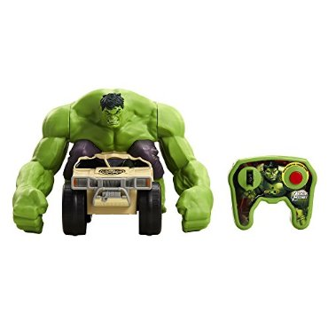 RC Hulk Smash Vehicle from XPV Marvel Avengers