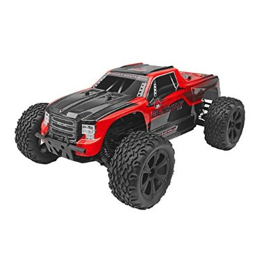 Redcat Racing Blackout XTE Waterproof 1/10 Scale RTR Monster Truck (Red)