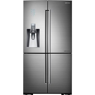 Samsung RF24J9960S4 Chef Collection 36 4-Door Counter-Depth 24 cu. ft. Refrigerator (Stainless Steel)
