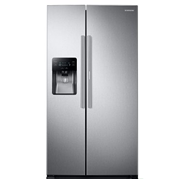 Samsung RH25H5611SR 25.0 Cu. Ft. Side-By-Side Refrigerator (Stainless Steel)