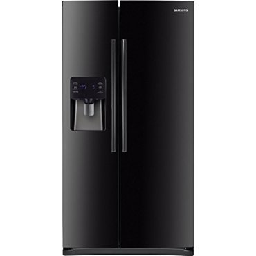 Samsung RS25H5111BC 36 Side-By-Side 25 cu. ft. Refrigerator (Black)