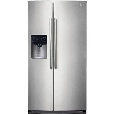 Samsung RS25H5111SR 36 Side-By-Side 25 cu. ft. Refrigerator (Stainless Steel)