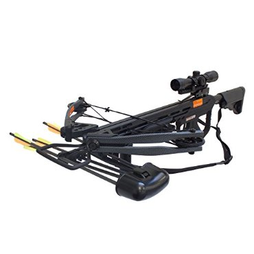 SAS Torpedo 185lbs Tactical Compound Crossbow Package
