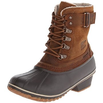 Sorel Winter Fancy Lace II Boot (3 Color Options)