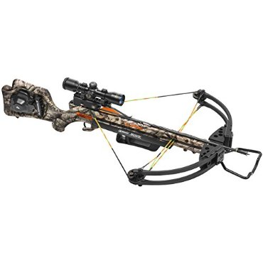 TenPoint Wicked Ridge Invader G3 Crossbow Package with ACU-52