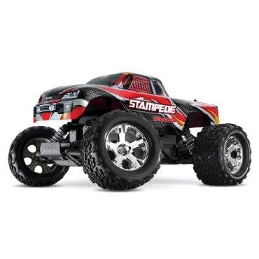 Traxxas Stampede Monster Truck, Ready-To-Race (36054-1)