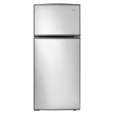 Whirlpool WRT316SFDM 28 Top-Freezer 12 cu. ft. Refrigerator (Monochromatic Stainless Steel)