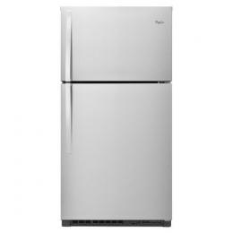 Whirlpool WRT511SZDM 33 Top-Freezer 21.3 cu. ft. Refrigerator (Stainless Steel)