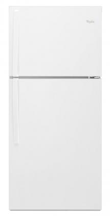 Whirlpool WRT549SZDW 30 Top-Freezer 19.2 cu. ft. Refrigerator (White)