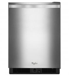 Whirlpool WUR50X24EM 24 Freestanding or Built In 5.6 cu. ft. Refrigerator (Monochromatic Stainless Steel)