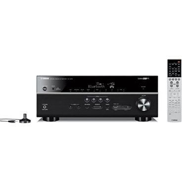 Yamaha RX-V679BL 7.2-Channel MusicCast  AV Receiver with Bluetooth