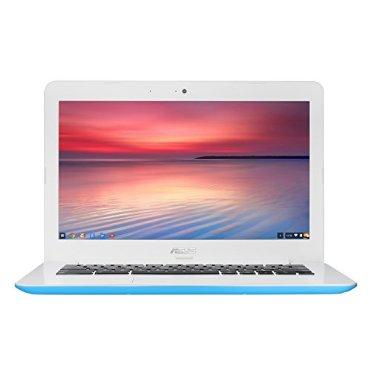 ASUS Chromebook C300MA-DH02-LB 13 HD with Gigabit WiFi, 16GB Storage & 4GB RAM (Light Blue)