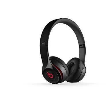 Beats By Dre Dr. Dre Solo2 Wireless On-Ear Headphones (Black)