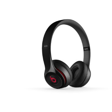 Beats By Dre Solo2 Wireless Bluetooth Headphones (Black)