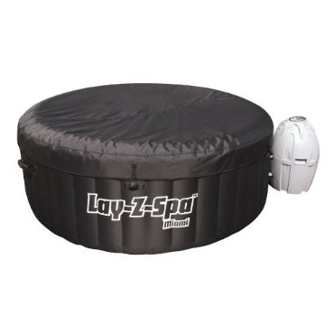 Bestway Lay-Z-Spa Miami 4-Person Inflatable Hot Tub