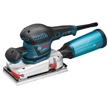 Bosch OS50VC Variable Speed 1/2-Sheet Orbital Finishing Sander with Vibration Control