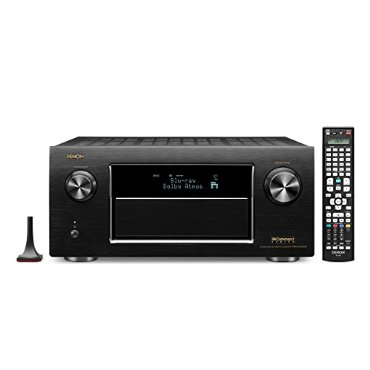Denon AVR-X7200WA 9.2 Channel Full 4K Ultra HD A/V Receiver with Bluetooth and Wi-Fi