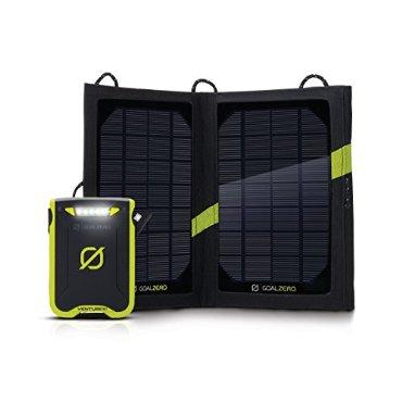 Goal Zero Venture 30 Solar Recharging Kit