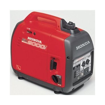 Honda EU2000i 2000-Watt Super Quiet Inverter Generator