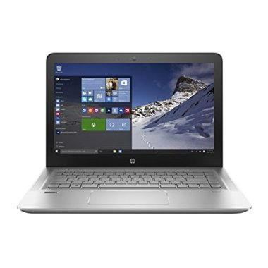 HP Envy 14t 14t-j100 Notebook with 14 Display, Core i5-6200U, 1TB HDD, 8GB RAM, Windows 10 Home 64