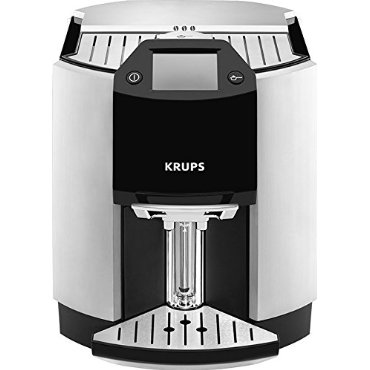KRUPS EA9010 Barista One Touch Cappuccino Fully Automatic Machine with Automatic Rinsing and Advanced Two-Step Milk Frother